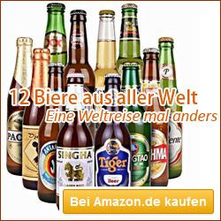 Bierset - Eine Weltreise mal anders